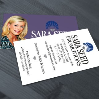 Sara Seed Promotions